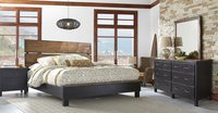 Big Sur bedroom