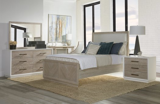 Boca Grande Upholstered Bed