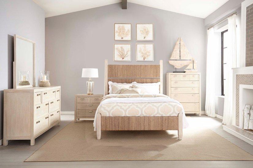 Graphite bedroom