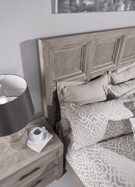 Storage Panel Bed Palmetto Home