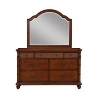 Isle of Palms Dresser Mirror Set