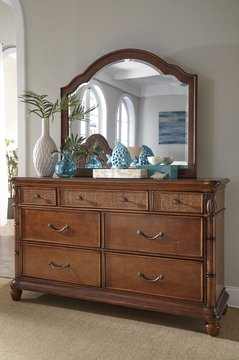 Isle of Palms Dresser Side View