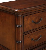 Isle of Palms Drawer Nightstand Detail
