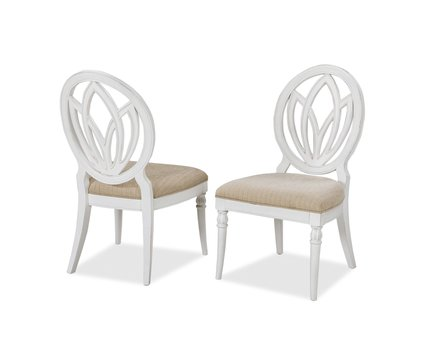 Isle of Palms Oval Side Chair