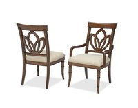 Isle of Palms Rectangular Back Chair