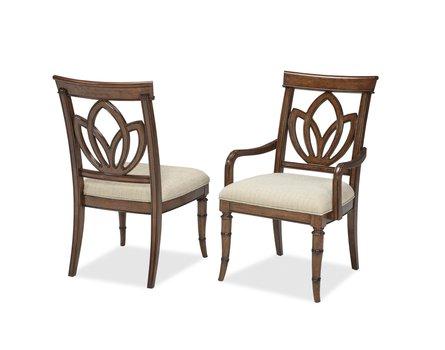 Isle of Palms Rectangular Back Chair