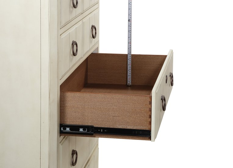 Millbrook 5 Drawer Chest Side