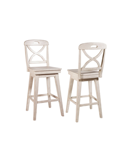 Millbrook X Back Counter Stool