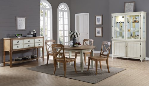 Millbrook Dining Round Room