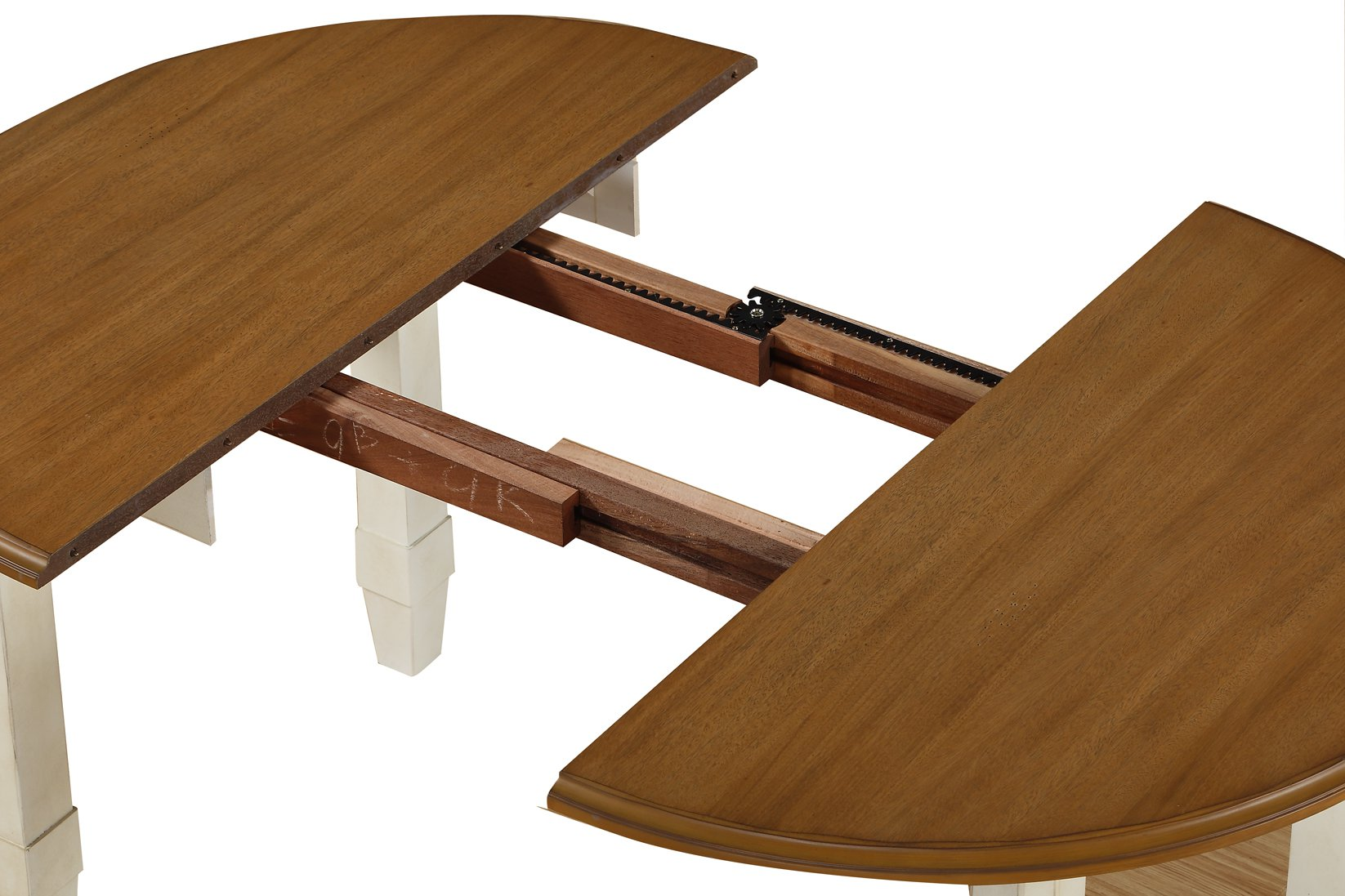 Round Leg Table Palmetto Home