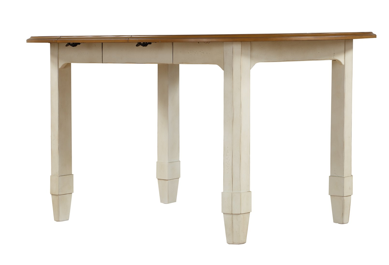 Round Counter Height Table Palmetto Home