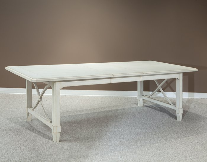 Millbrook Cream Dining Table with Leaf