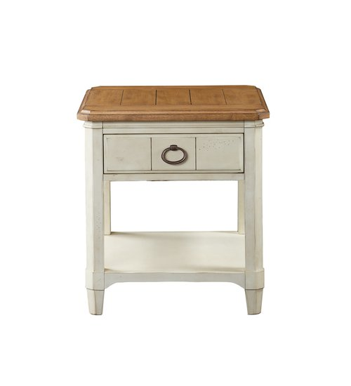 Millbrook End Table Front