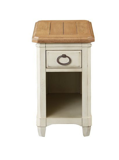 Millbrook Chairside Table Front