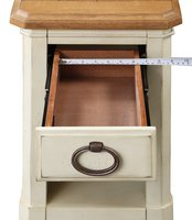 Millbrook Chairside Table Drawer