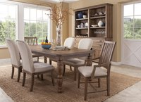 South Mountain Farmhouse Combo Chairs Dining Room