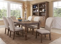 South Mountain Farmhouse Upholstery Dining Room