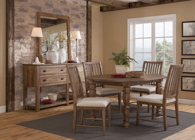South Mountain Farmhouse Dining Room