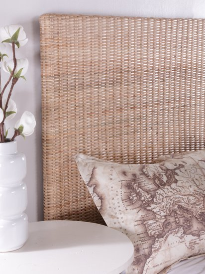 Panama Jack Natural Woven Headboard