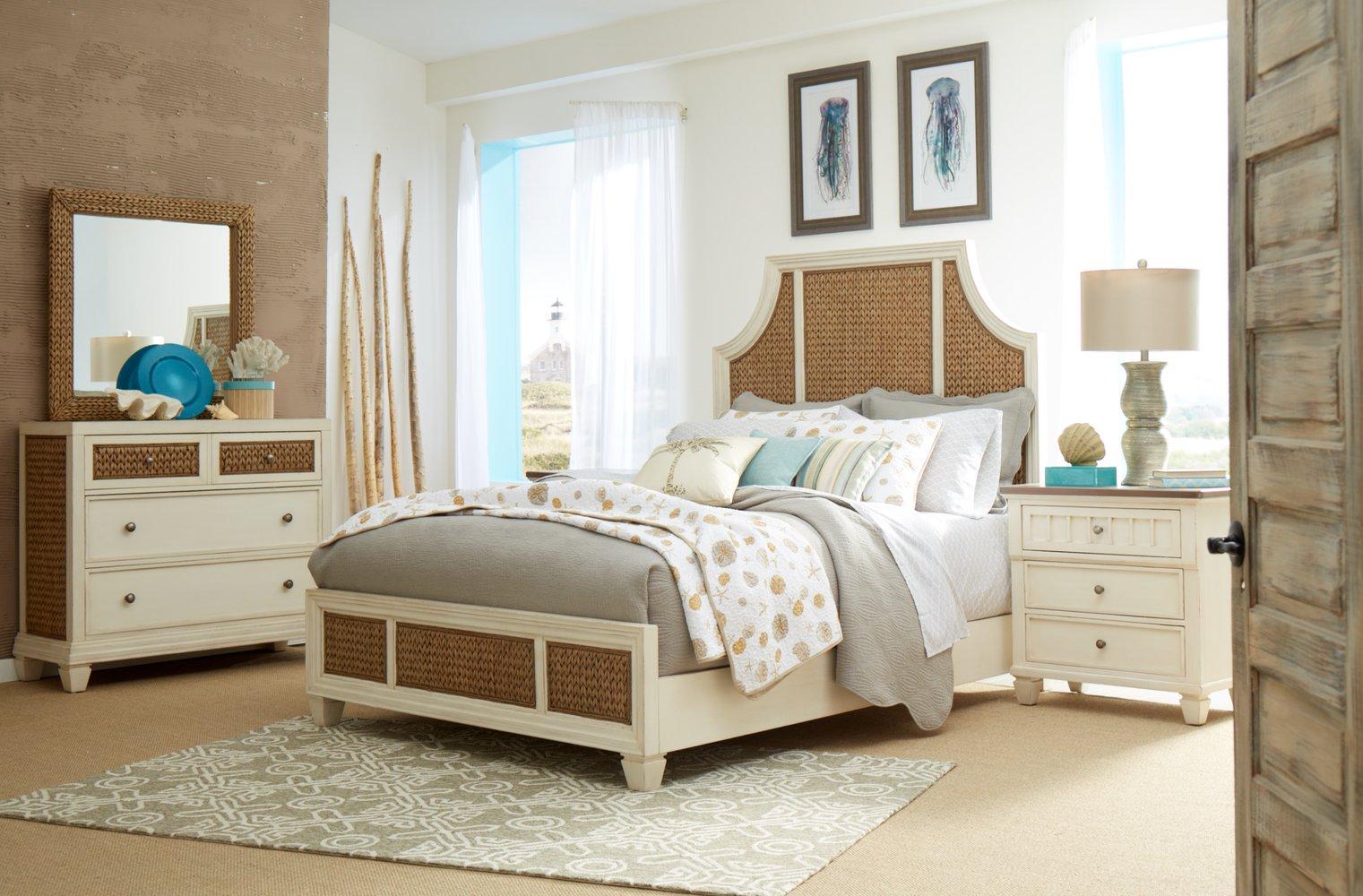 Bridgehampton bedroom