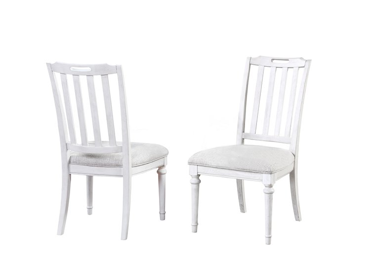 Sonoma Slat Back Side Chair